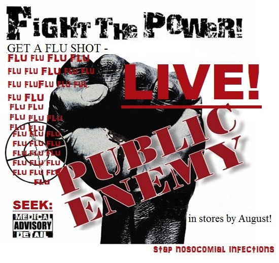 FIGHT THE POWER LOGO
